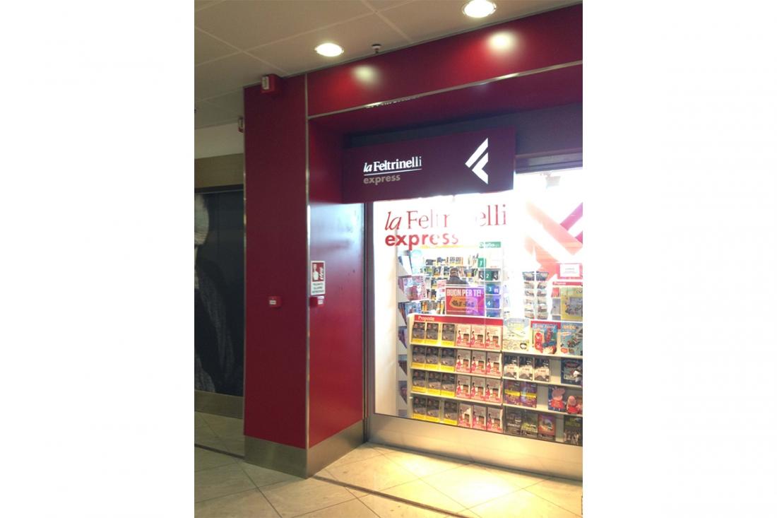 Bookshop Feltrinelli