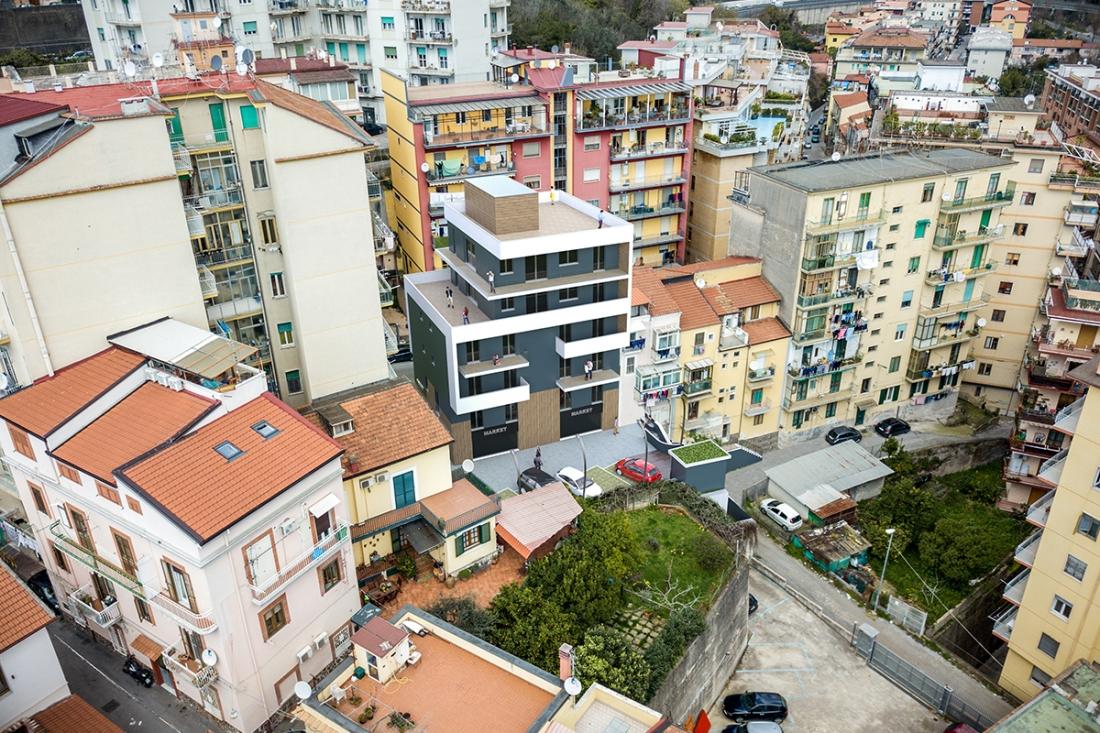 Intervento Residenziale a Salerno