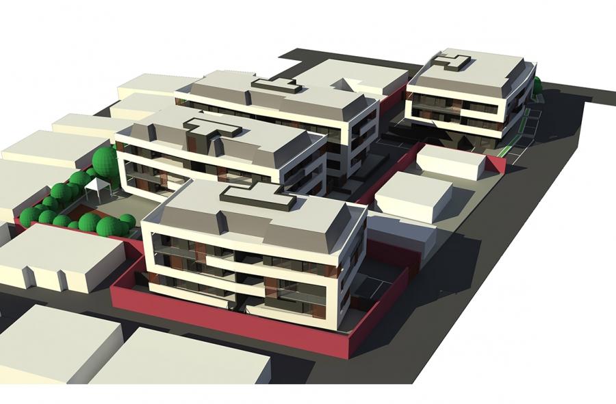 """Complesso Edilizio per Civile Abitazione """"Parco Iris"""""""