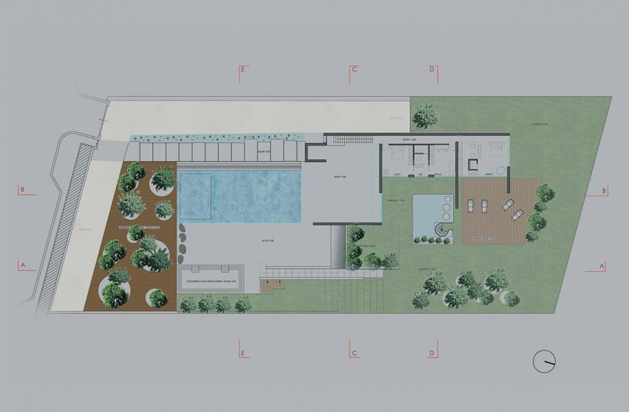 Villa Unifamiliare a Sta. Agata Li Battiati